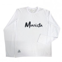 Camiseta Ml Pv Branca Uniss
