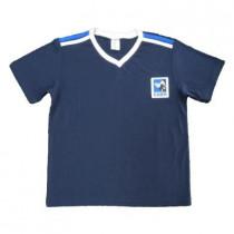 Camiseta Uso Diario Azul Unissex